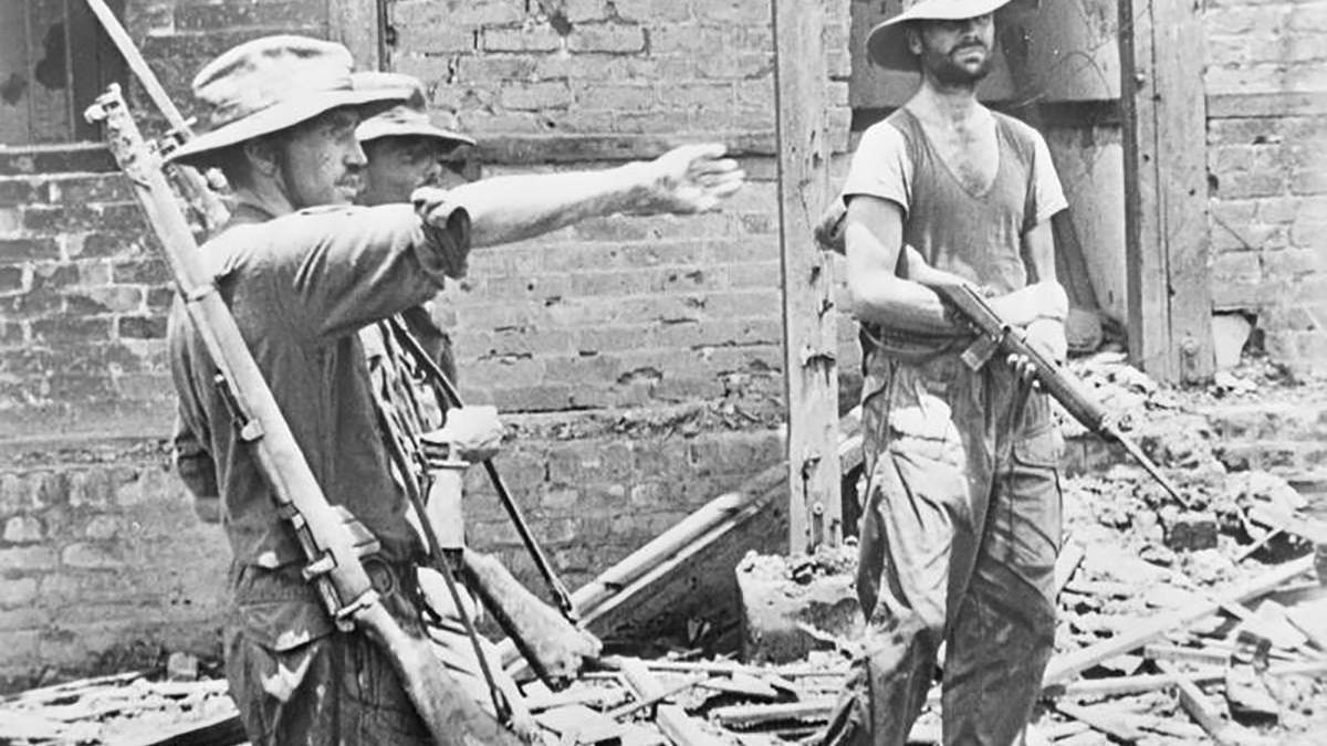 Чиндіти під час Бірманської кампанії