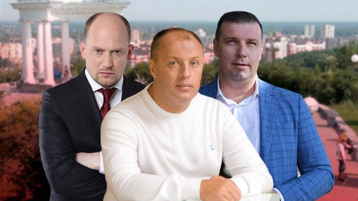 Хто йде на мера ПолтавиХто йде в мери Полтави 2020 – кандидати на місцеві вибори
