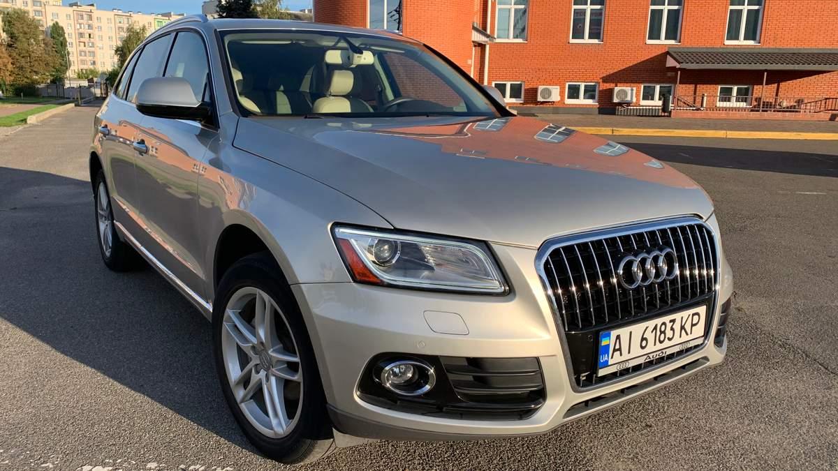 Audi Q5 бу: цена, характеристики, обзор деталей