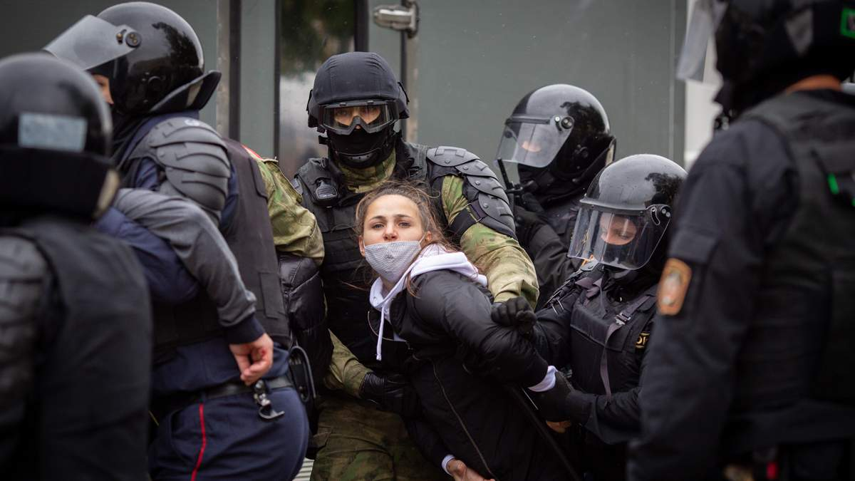 Протести в Білорусі - коли Лукашенко піде - Новини Білорусі - 24 Канал