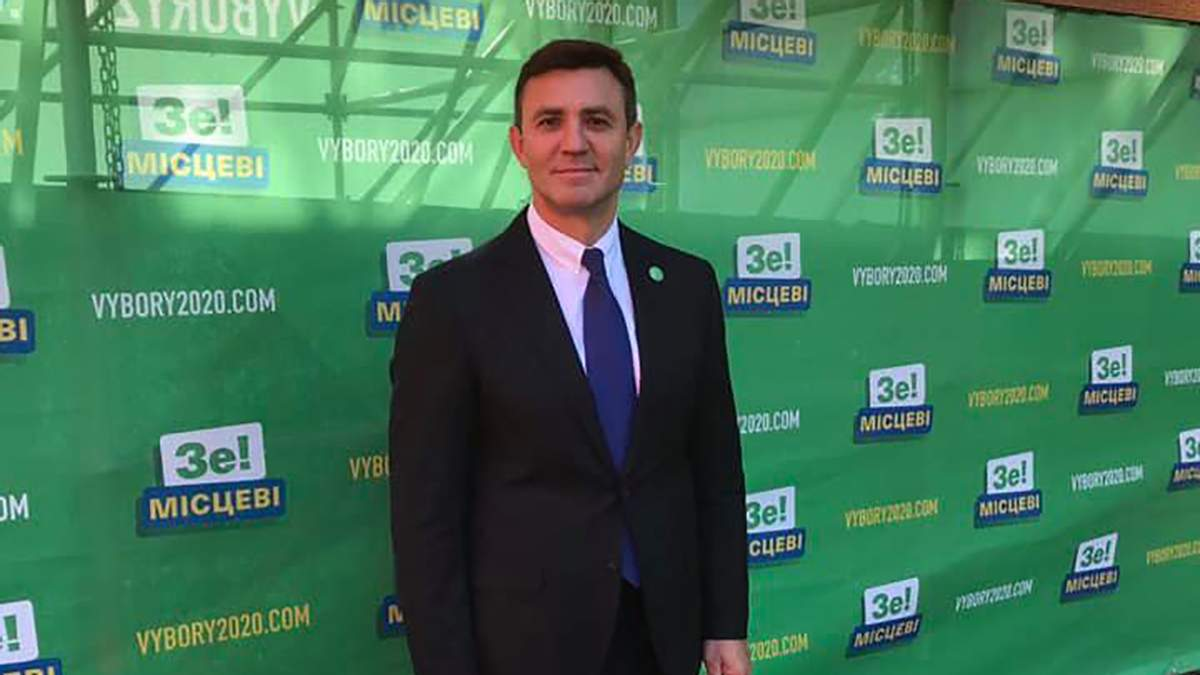 Слуга народа Тищенко будет заниматься вопросами Донбасса в ВР