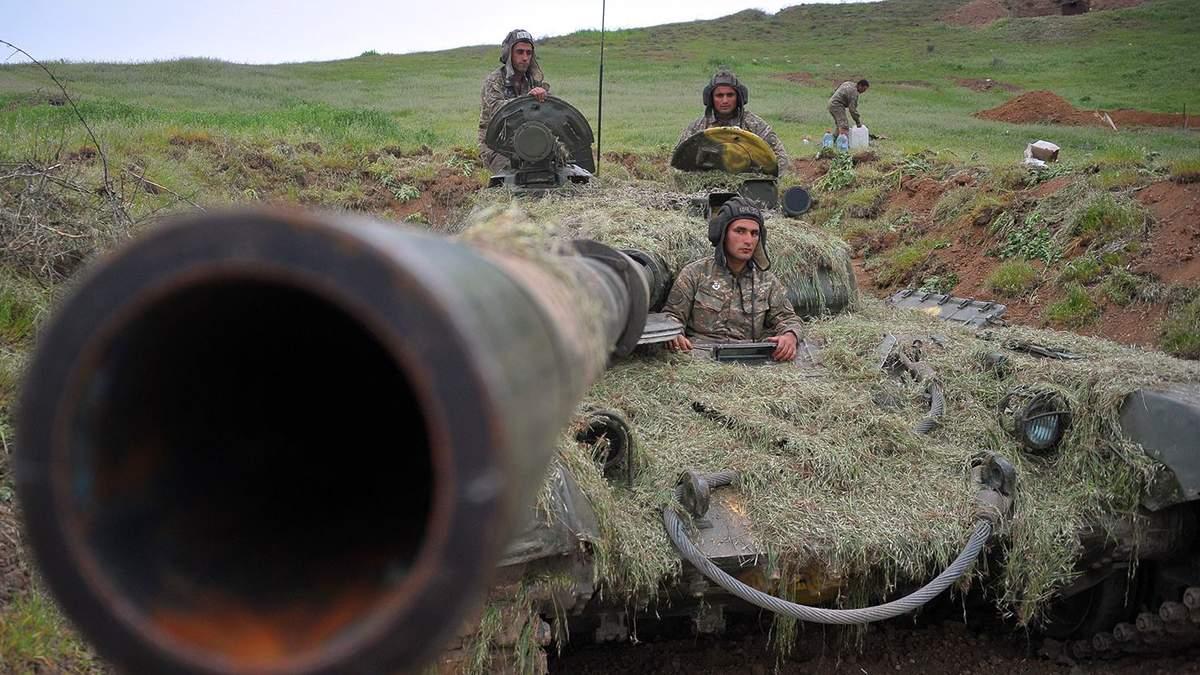 Кто может завершить войне между Арменией и Азербайджаном?