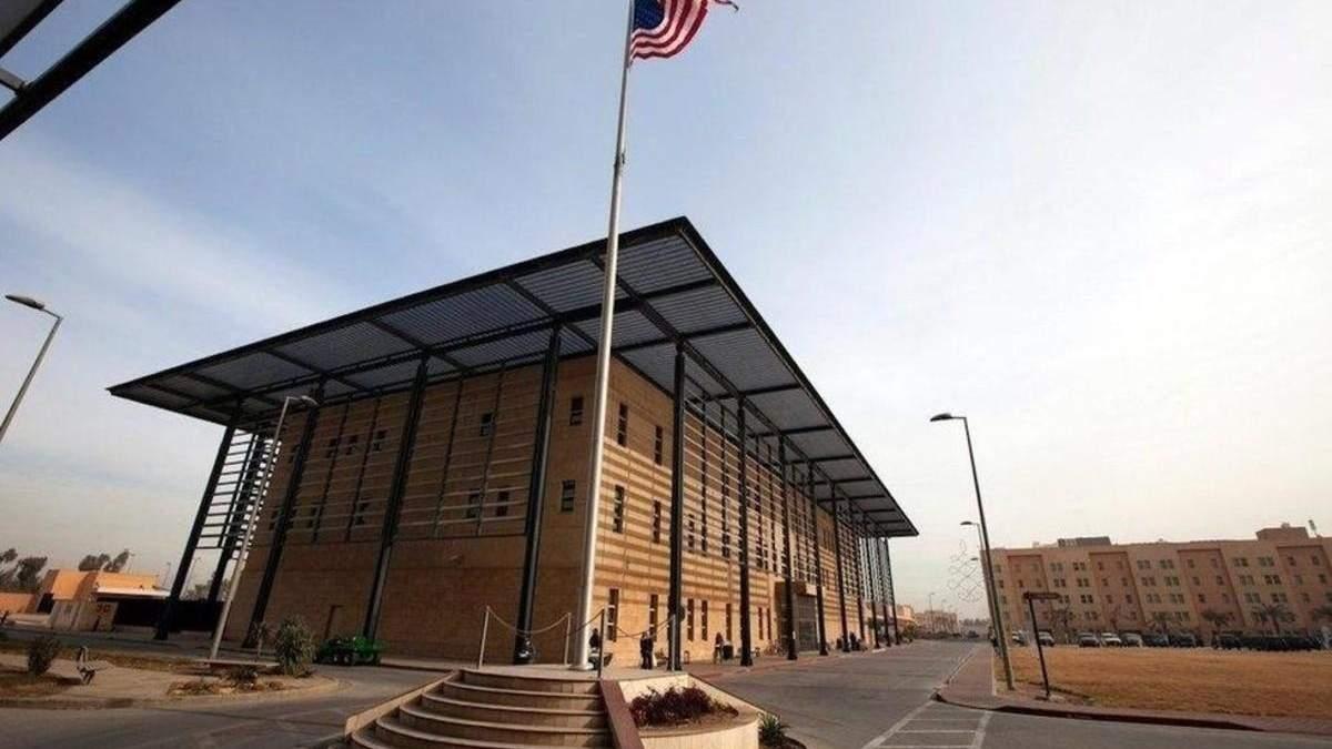 Ірак без американців: чи закриють США найбільше посольство в світі