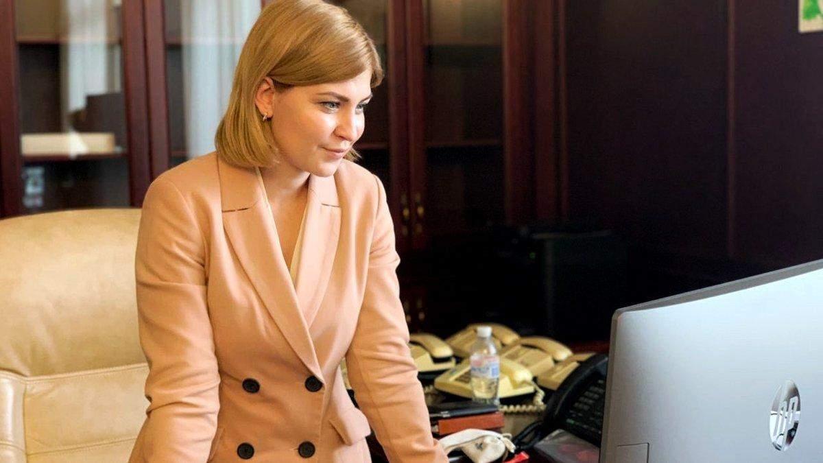 Україна готова стати повноцінним членом ЄС: інтерв'ю з Стефанішиною