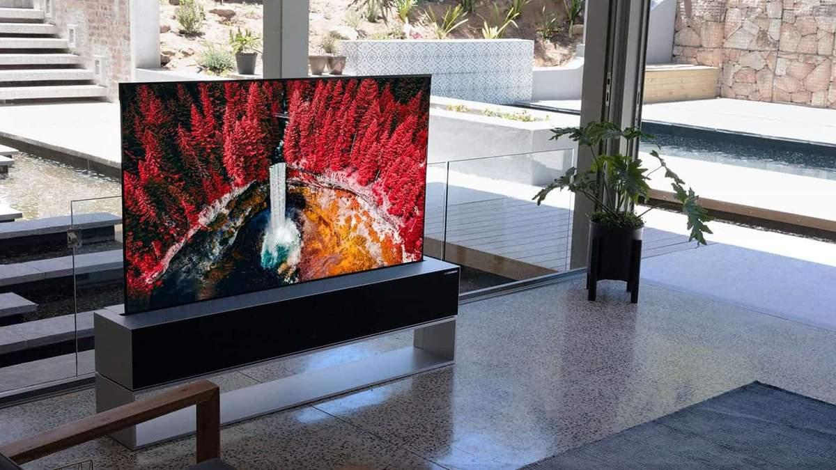 Телевізор надійде в продаж вже у жовтні