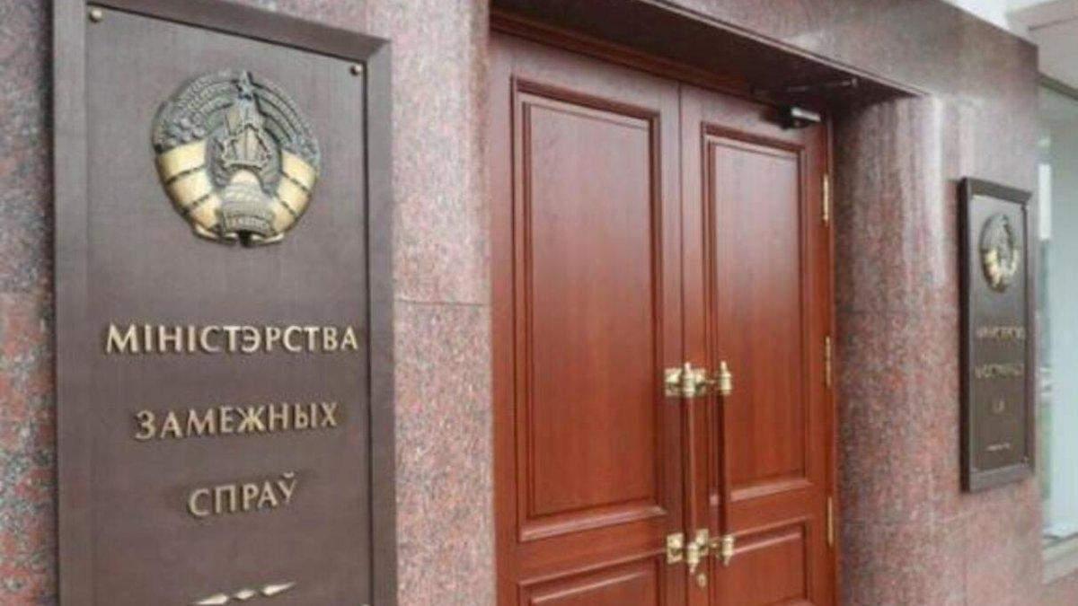 Білорусь введе симетричні санкції проти Латвії, Литви та Естонії