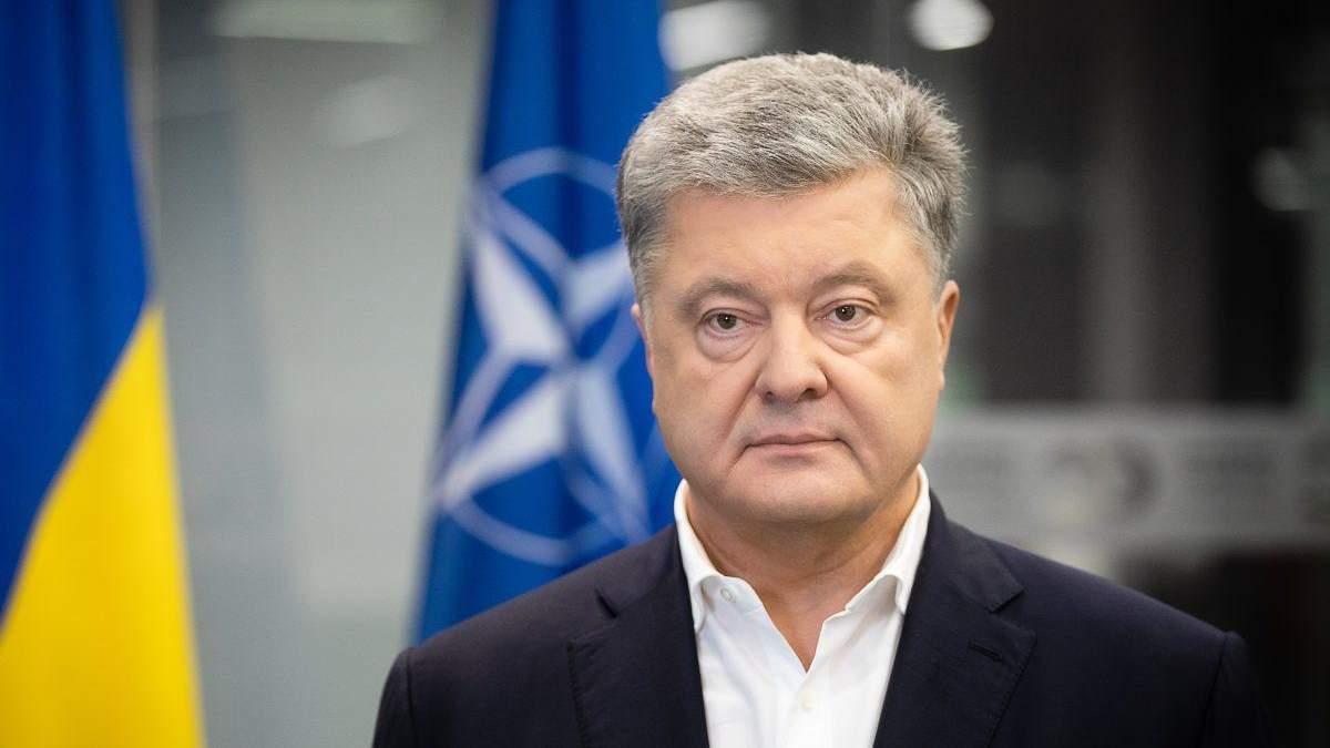 Петр Порошенко заразился COVID-19