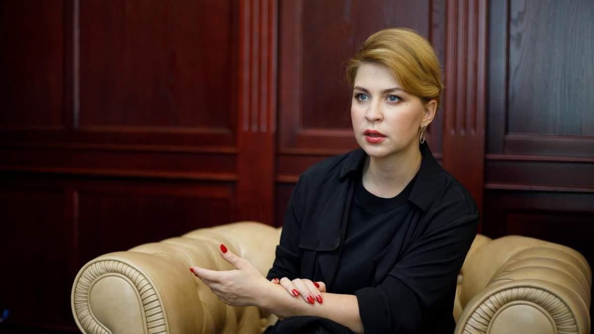 Очень высокий уровень: Стефанишина оценила взаимодействие Украины с НАТО