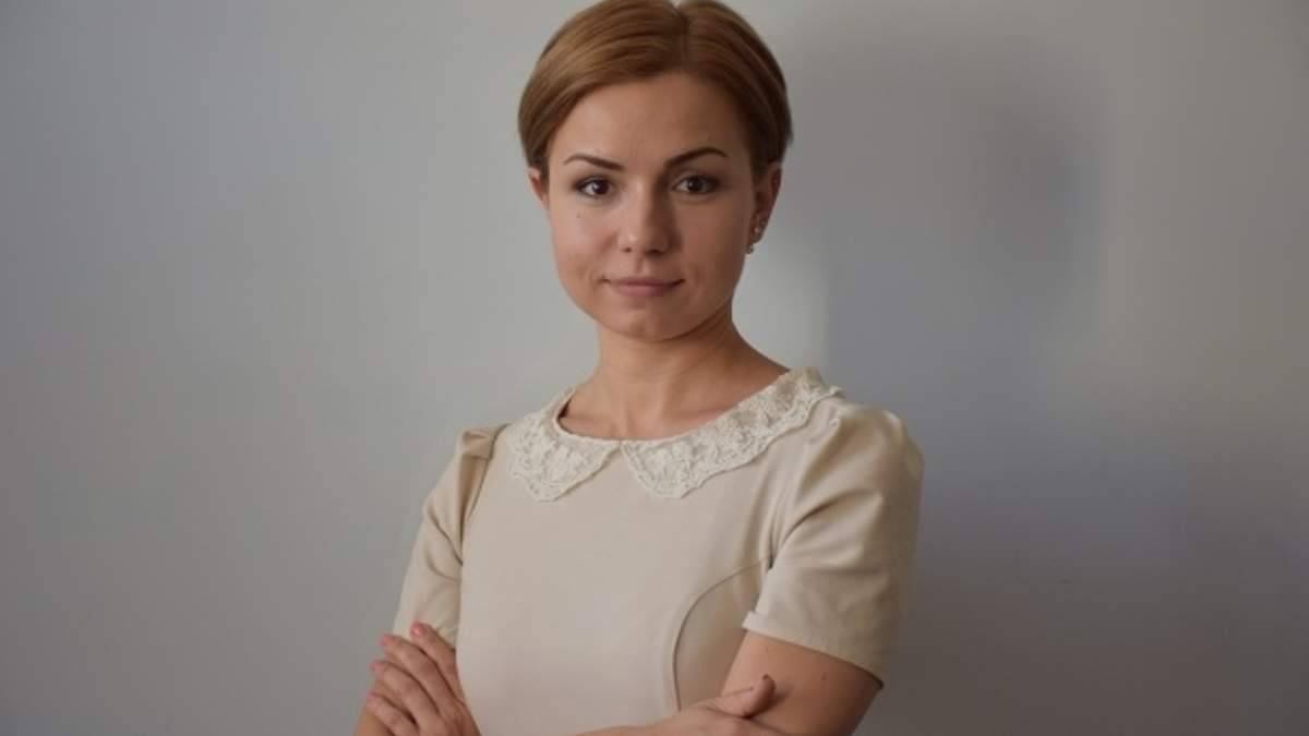 """Слуга народу"" Анастасія Радіна"