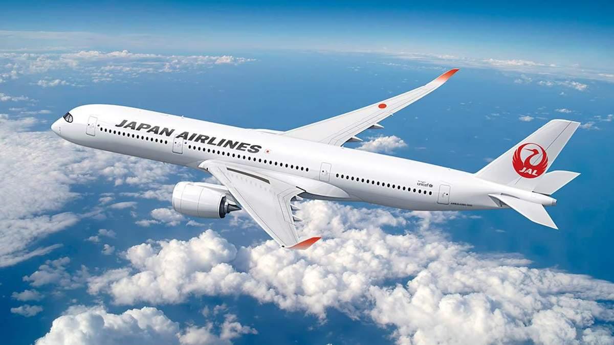 Японська авіакомпанія змінить привітання пані та панове