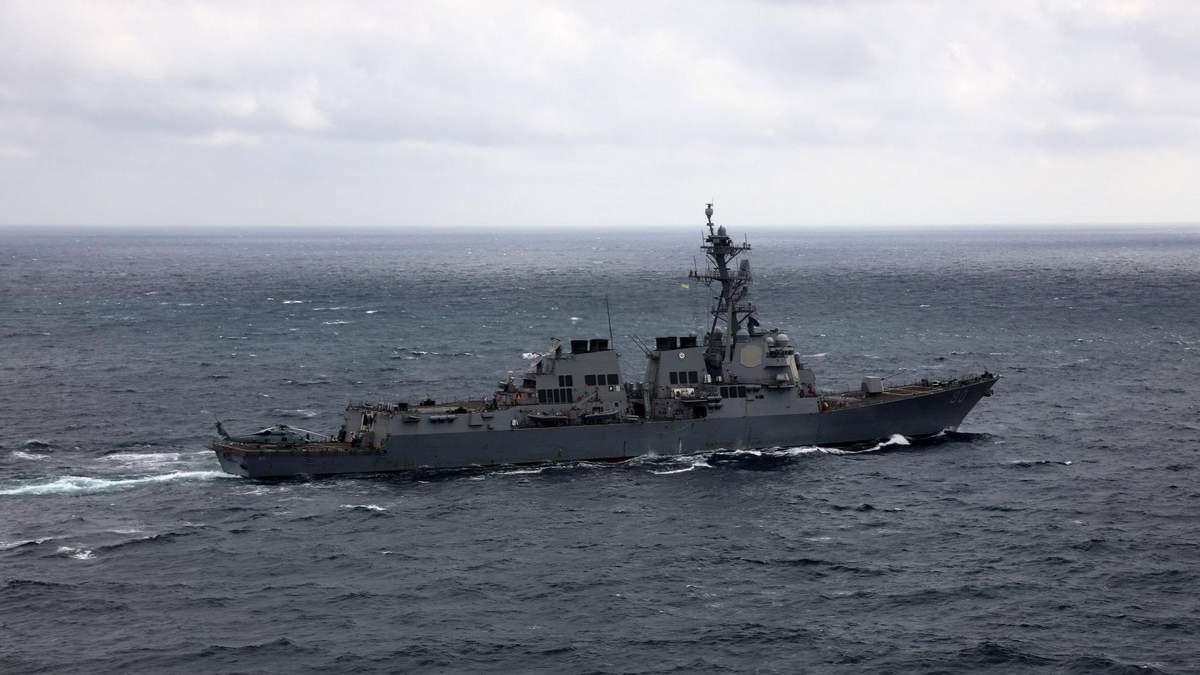 Військові моряки України та США провели спільні навчання у Чорному морі: фото, відео