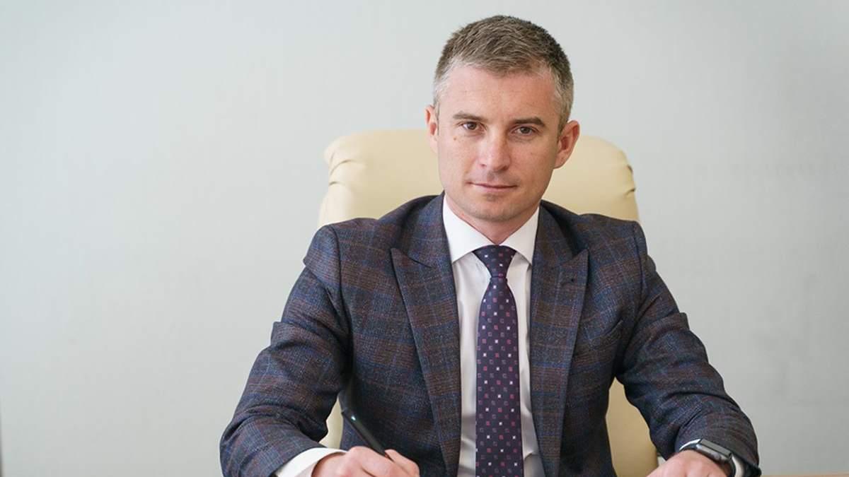 Очільник НАЗК Олександр Новіков