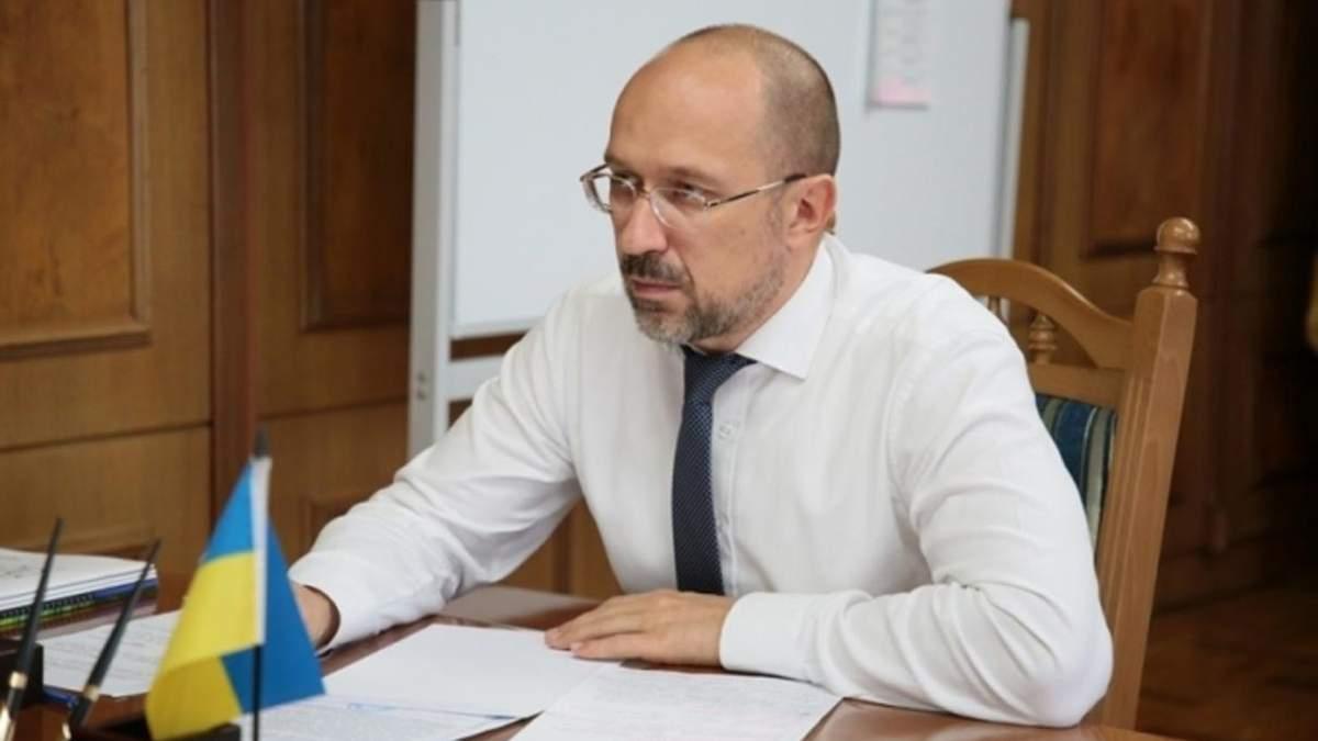 Глава уряду обіцяє виділити кошти для постраждалих