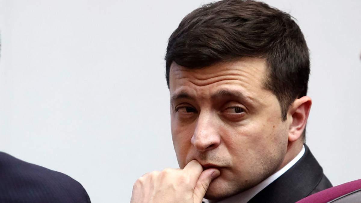Зеленський не поєднує пожежу на Луганщині з обстрілами бойовиків