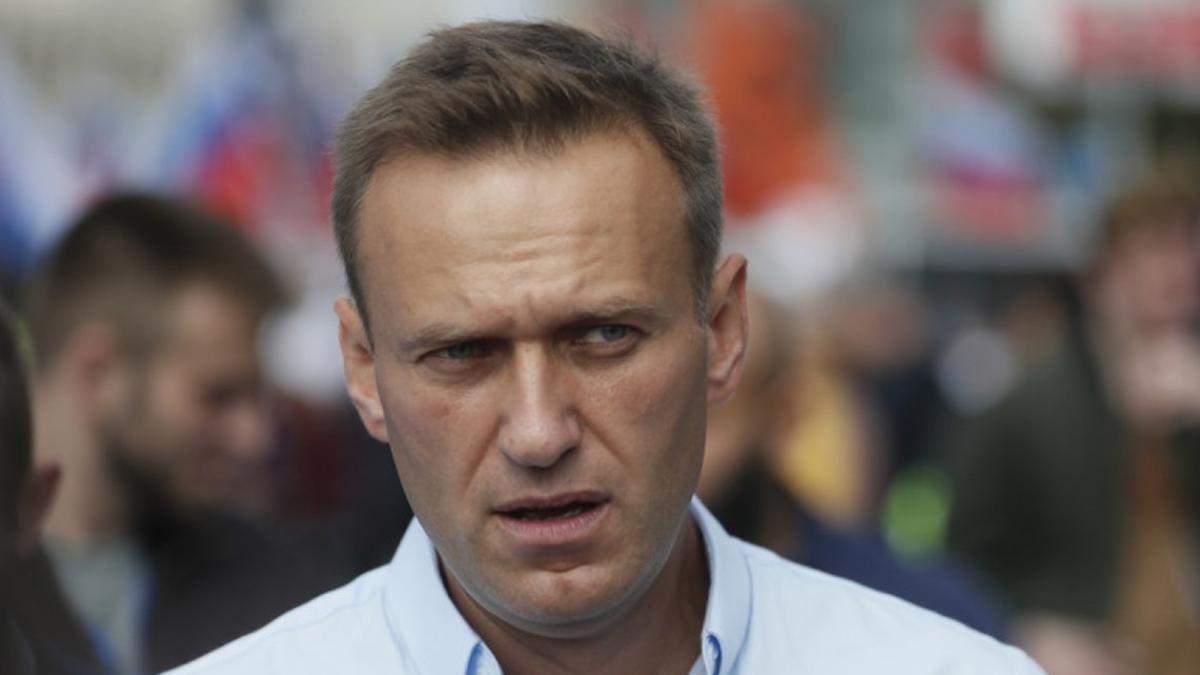 Я не хочу бути лідером опозиції у вигнанні, – Навальний