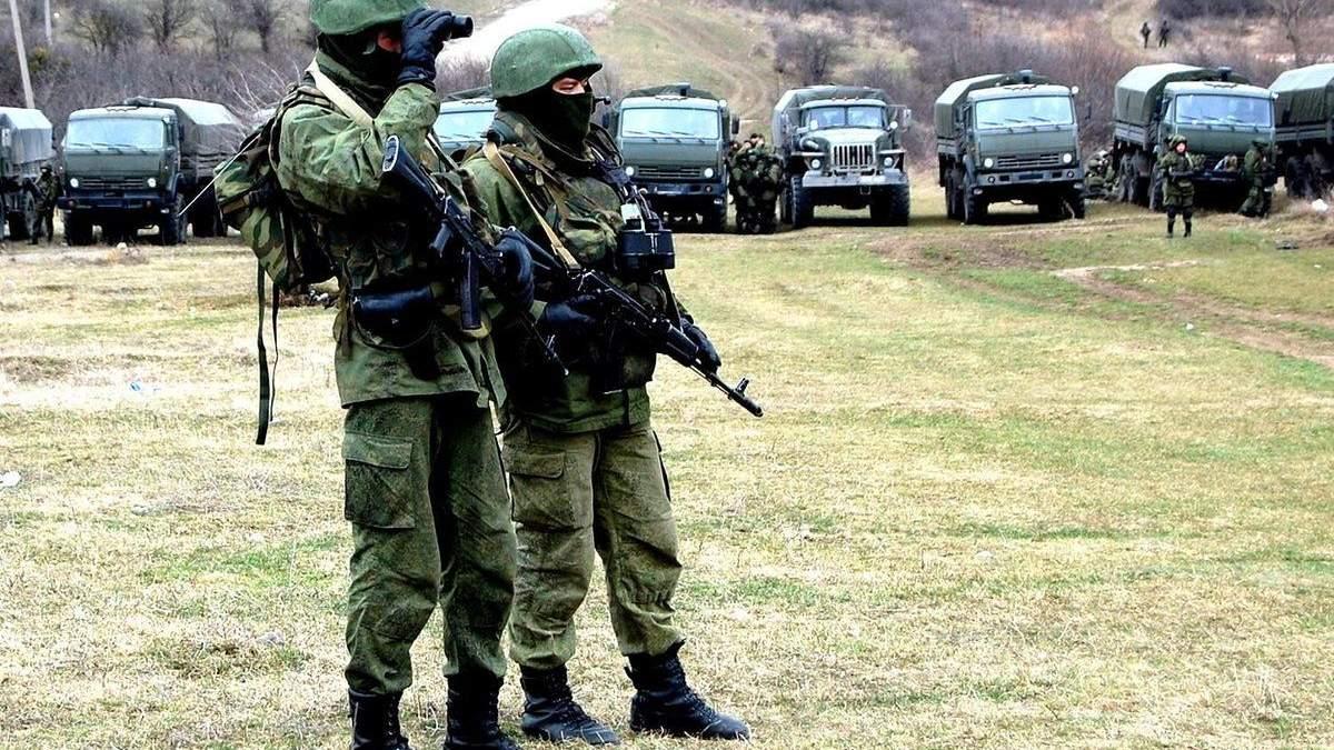 Росія в окупованому Криму оголосила призов до армії: реакція України