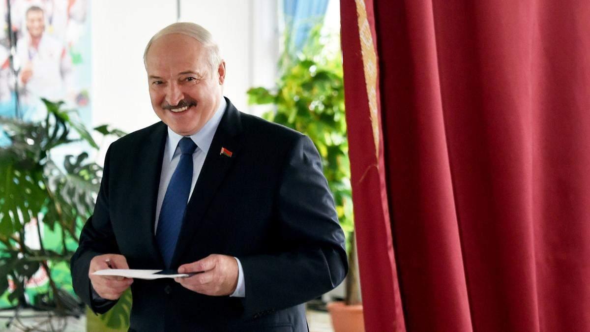 ЄС запровадив санкції проти влади Білорусі