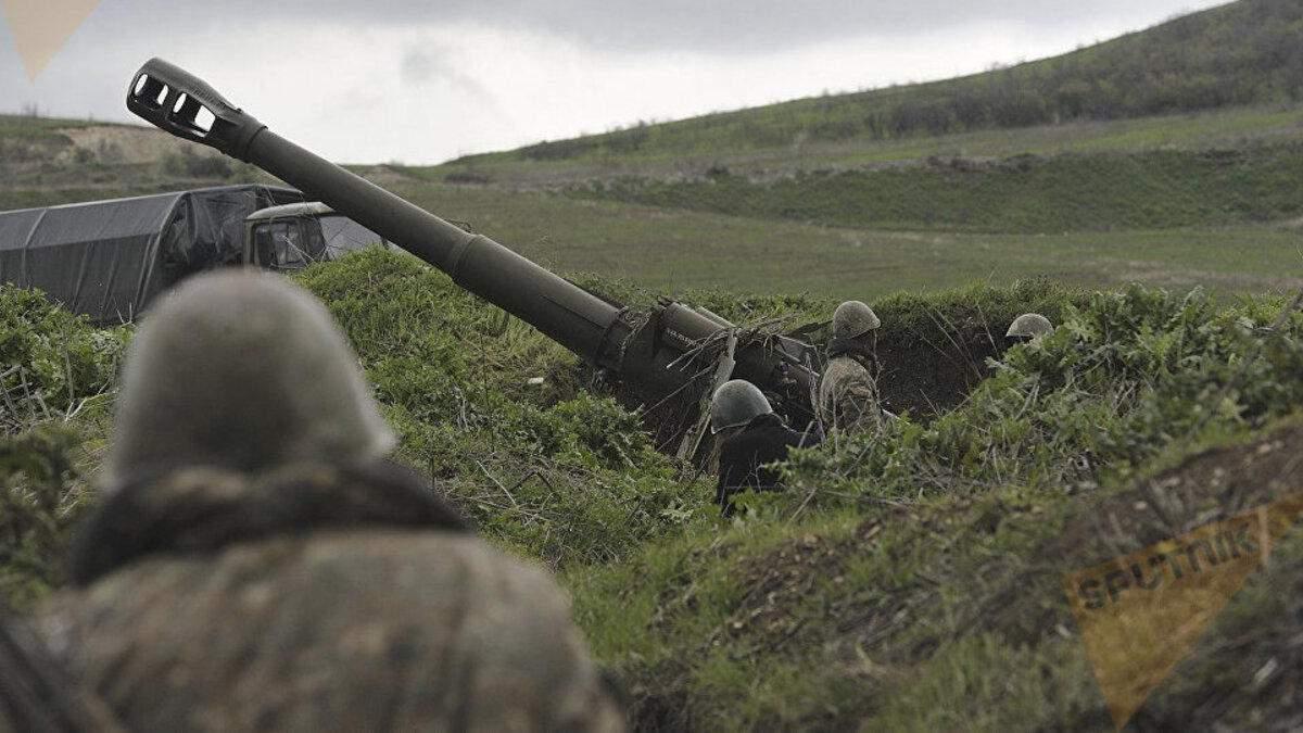 Війна в Нагірному Карабасі: Вірменія готова припинити вогонь