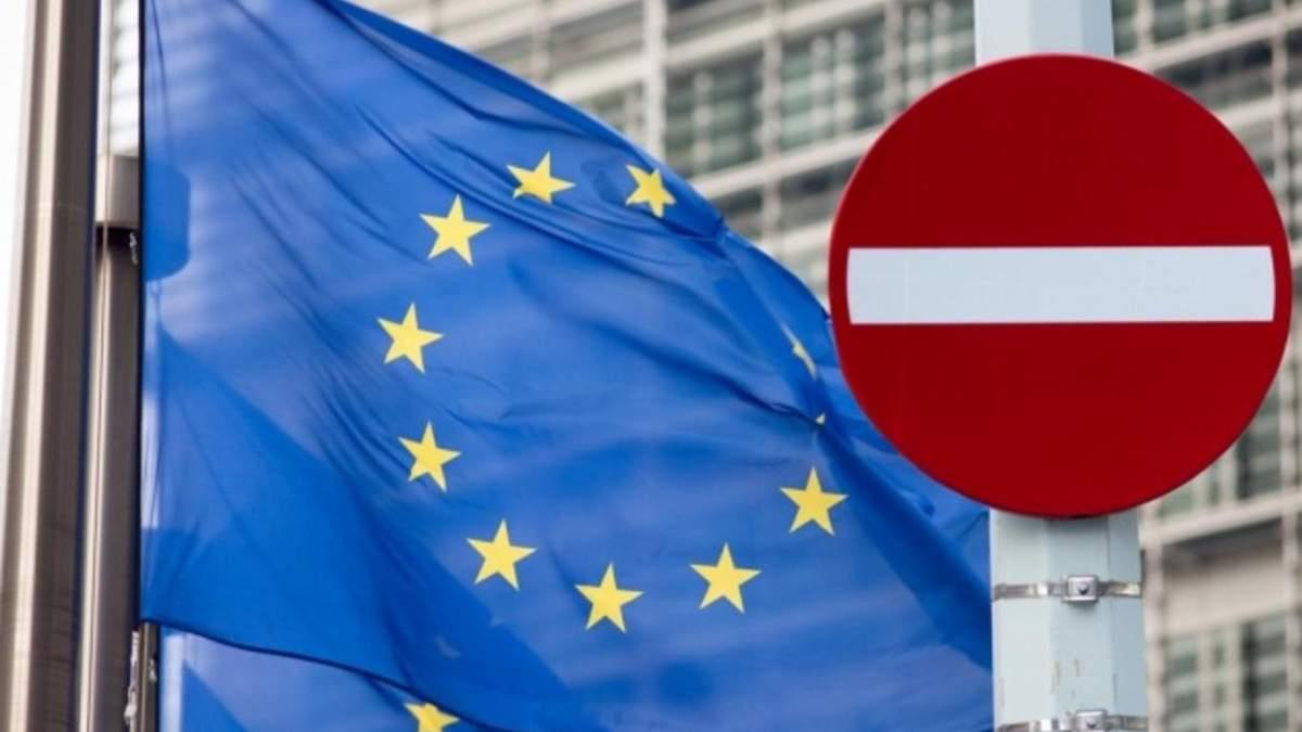 У Білорусі відреагували на санкції Євросоюзу