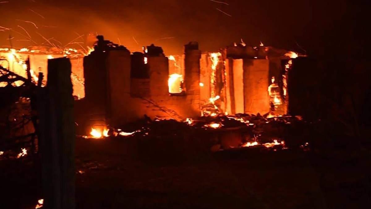 Пожежі біля Сєвєродонецька 2020: розповіді очевидців, відео