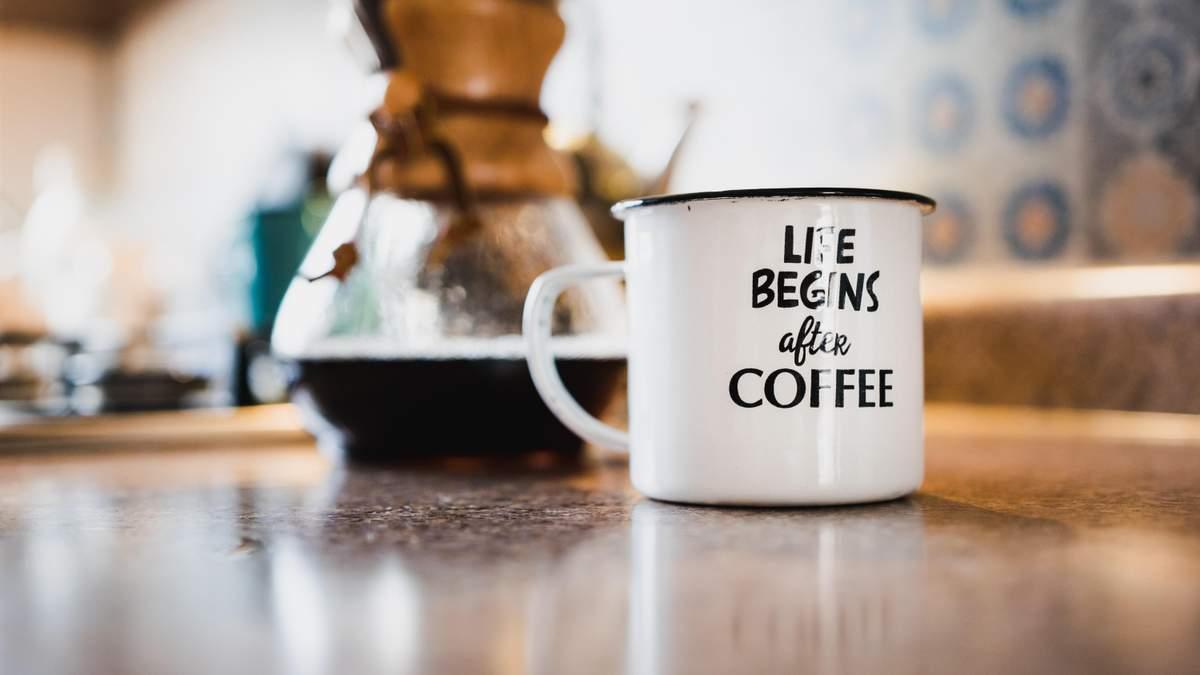 Кофеїн міститься не лише в каві: яка добова норма?