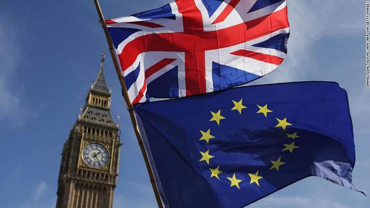 Новий етап переговорів ЄС та Великобританії щодо Brexit