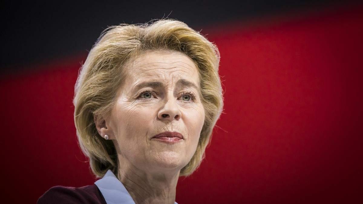 За день до саміту Україна – ЄС голова Єврокомісії пішла на карантин