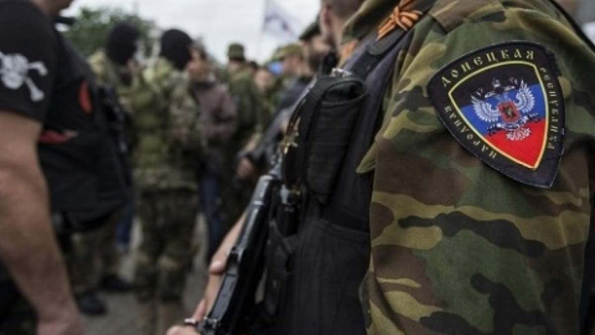 Спецназовцы задержали иностранца, который воевал на стороне оккупантов