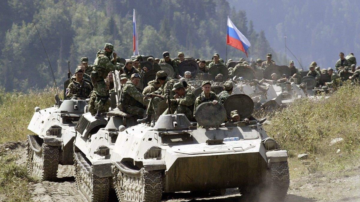 Россия втрое увеличила военное присутствие в Крыму, - МИД Украины