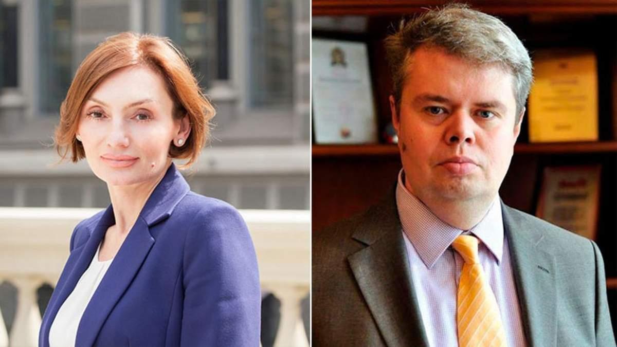Першій заступниці глави НБУ Рожковій та заступнику Сологубу повідомили про недовіру