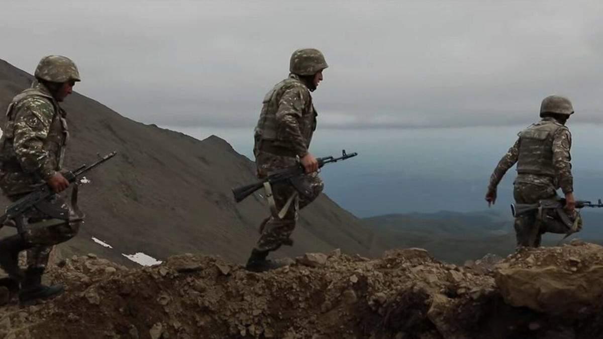 Вірменія Азербайджан: коли закінчиться війна в Карабасі - 24 Канал