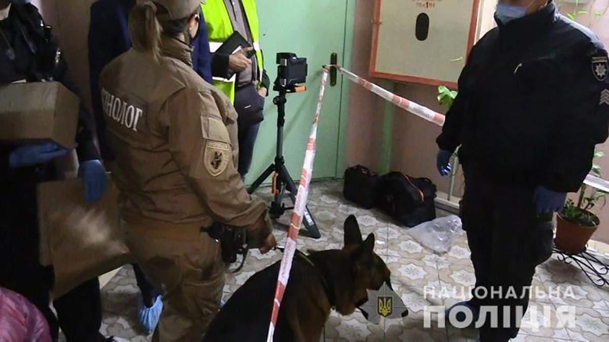 Мужчина убил ребенка и поджег квартиру на Правды в Киеве: полиция обнародовала ужасные подробности