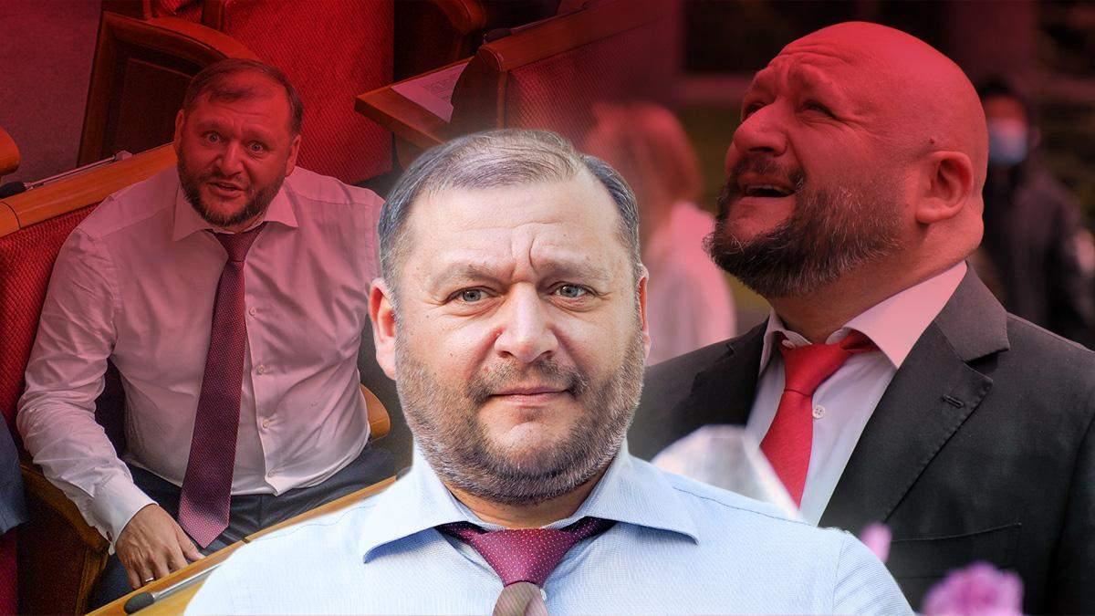 Михайло Добкін: все про політика, скандали