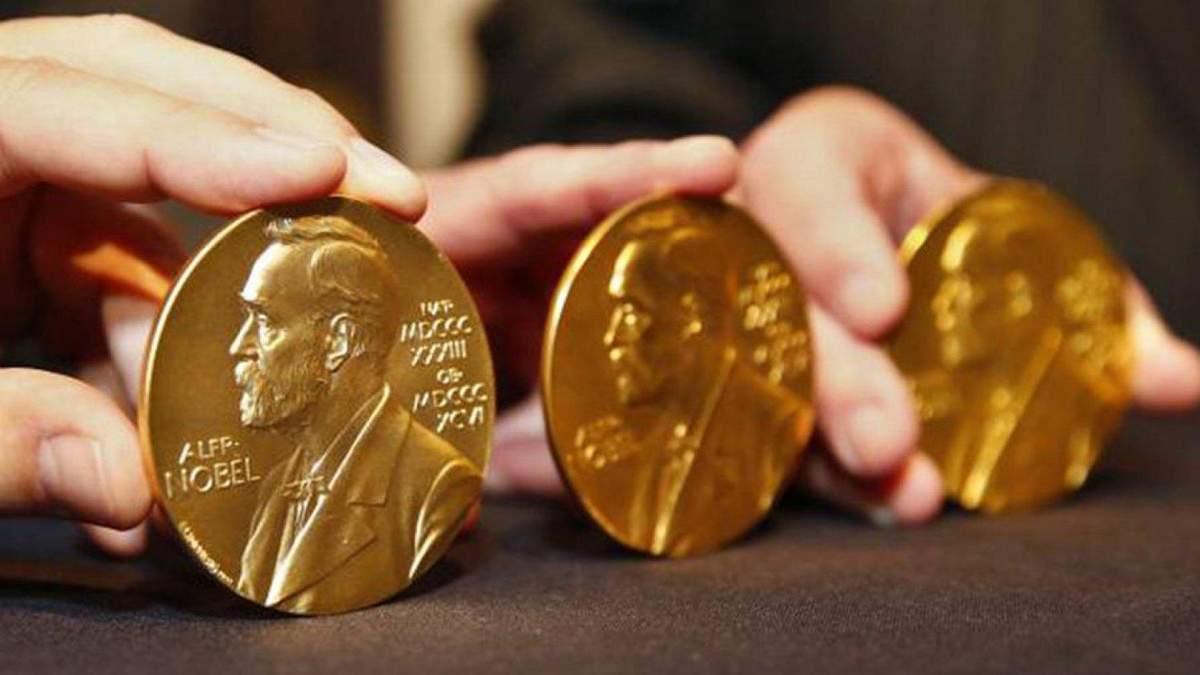 Нобелівська премія 2020 з хімії: список лоуреатів