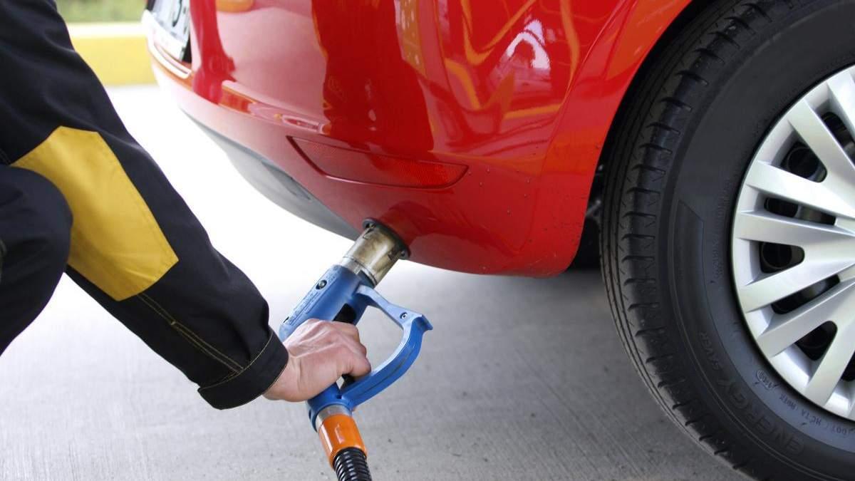 Автогаз на WOG, OKKO, Shell, SUN OIL: нові ціни 7 жовтня 2020