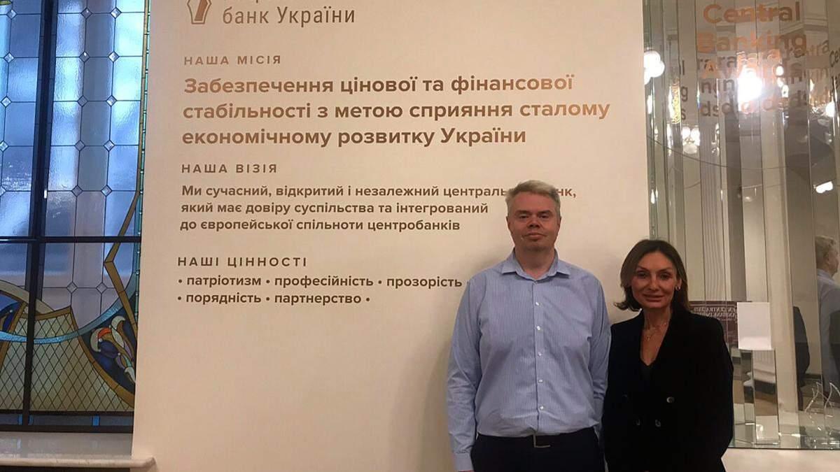 Недовіра та догани Рожковій і Сологубу: голова Ради НБУ пояснив, за що їх оголосили