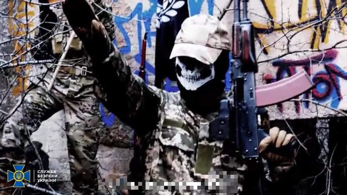 В Україні намагалися створити філію організації міжнародних терористів