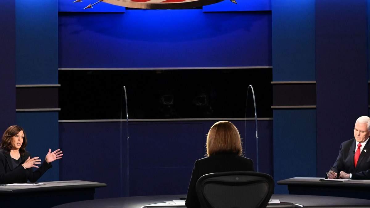 В США прошли дебаты кандидатов в вице-президенты: кто победил