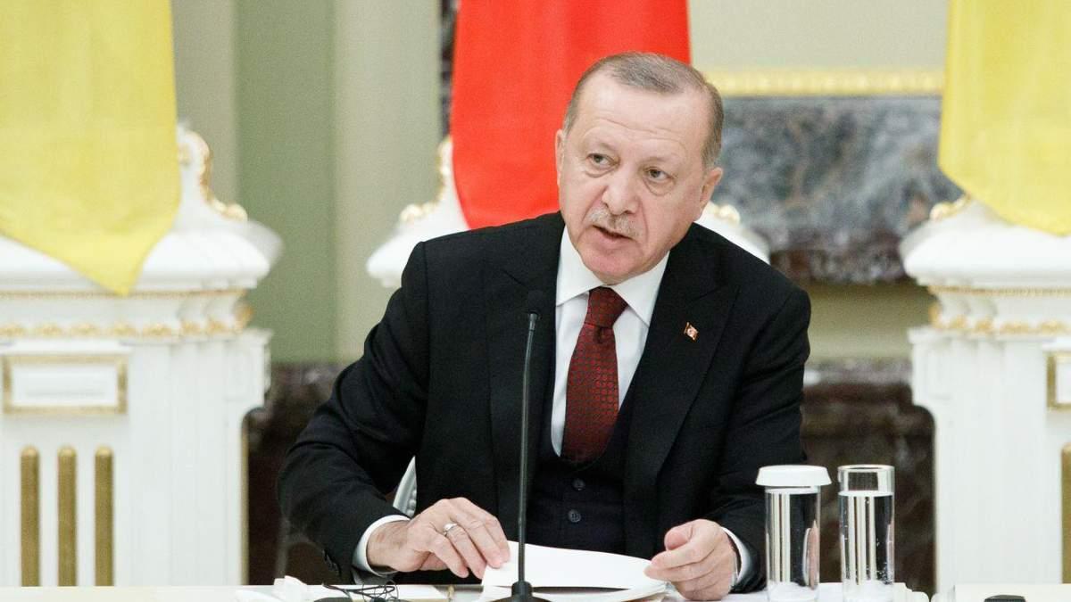 Ердоган: Вірменія хоче масштабної війни