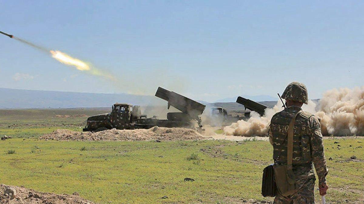 События в Нагорном Карабахе: станут ли они сценарием для освобождения Донбасса