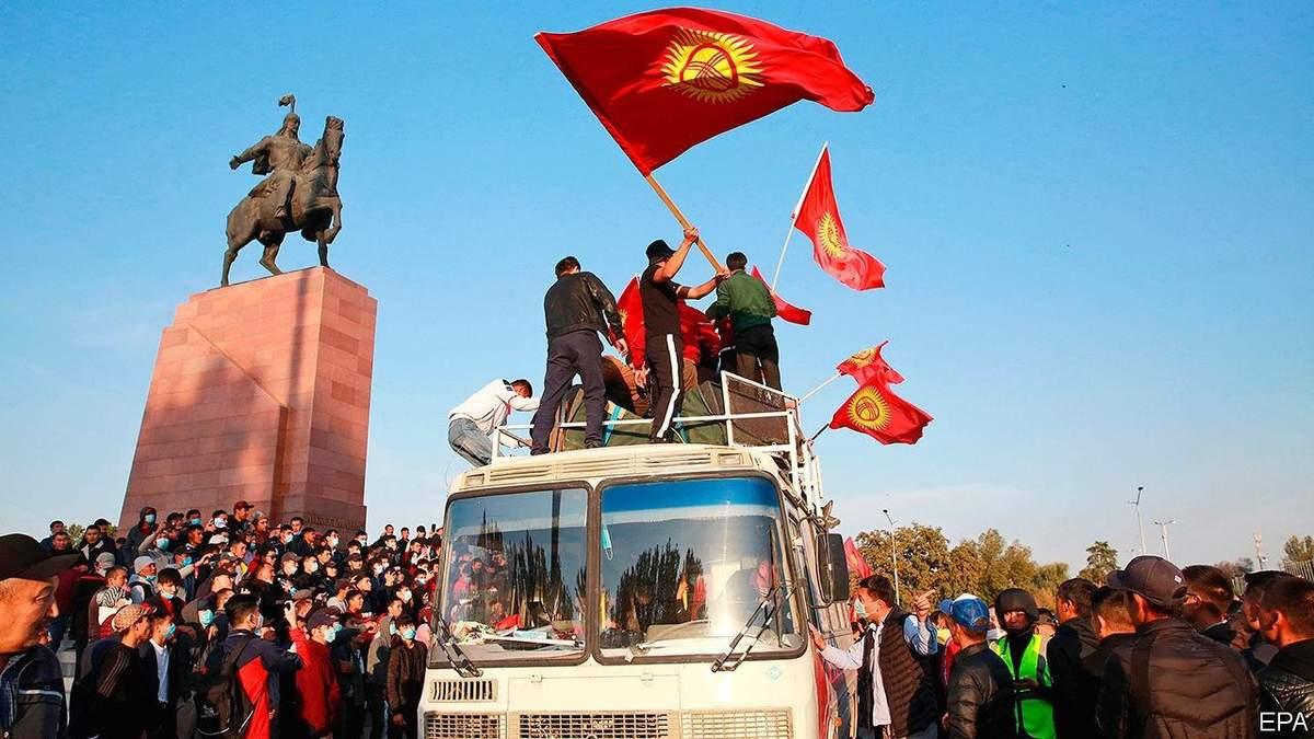 Протесты в Кыргызстане: пострадали уже более тысячи человек