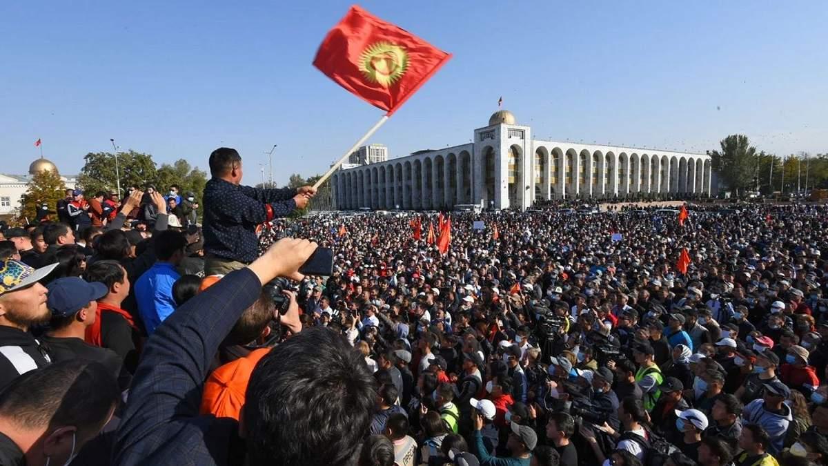 Украинцам рекомендуют пока не ездить в Кыргызстан, - МИД