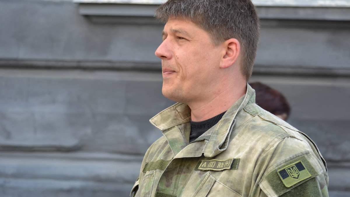 Андрій Шараскін потрапив до Верховної Ради від Голосу