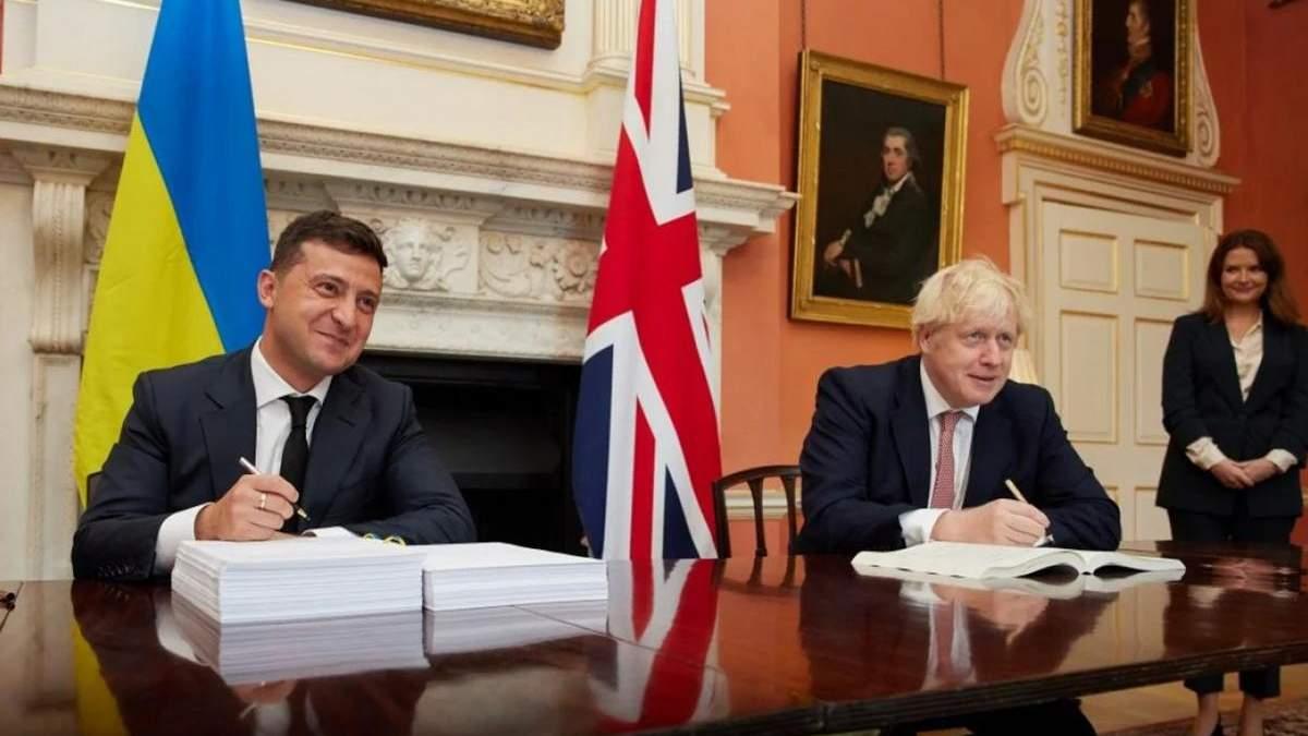Привезли з Британії 2,5 мільярда фунтів стерлінгів, – Зеленський