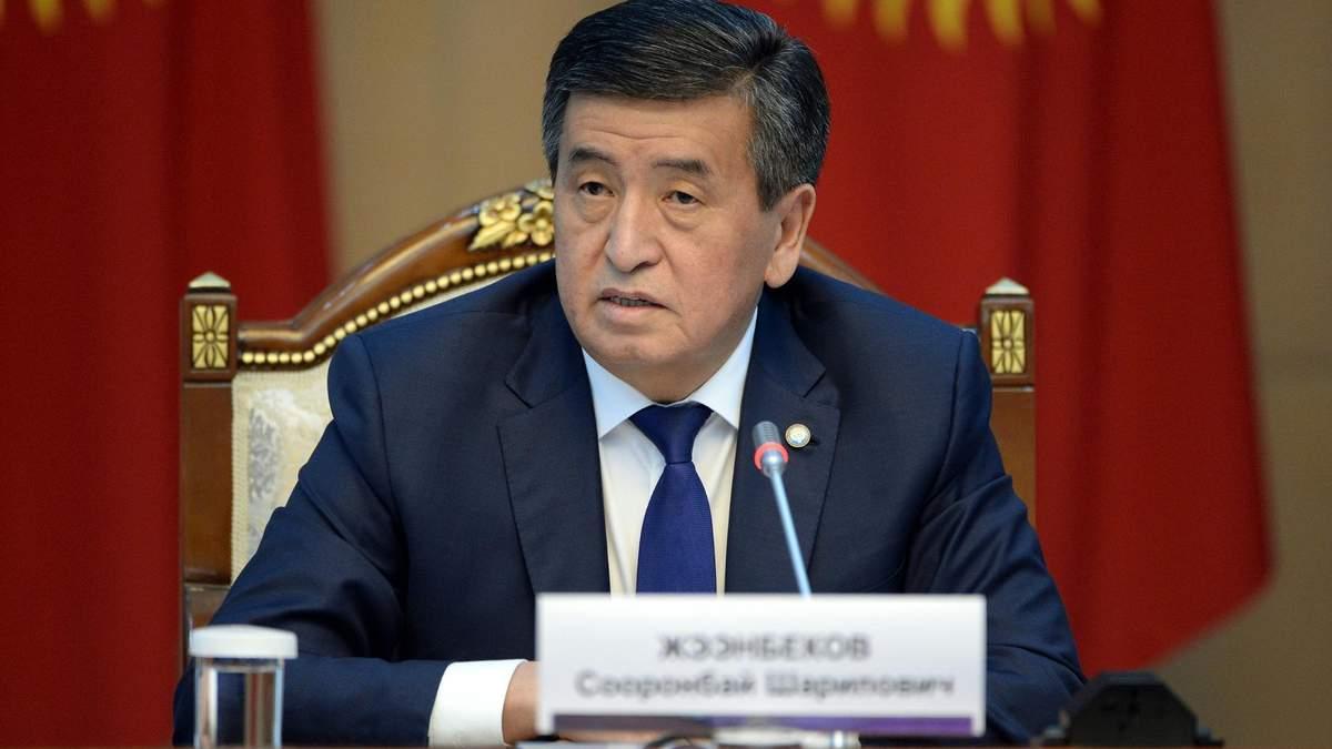Уйдет ли президент Кыргызстана в отставку: взаимоисключающие заявления