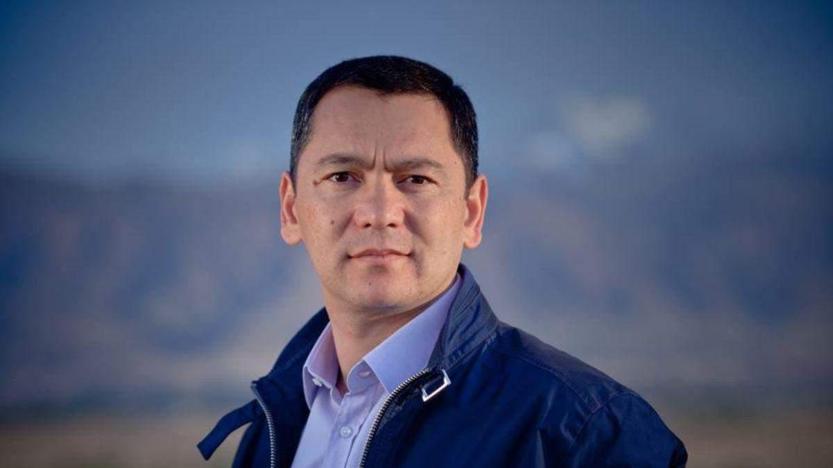 Омурбек Бабанов - кандидат в премьеры от оппозиции Кыргызстана