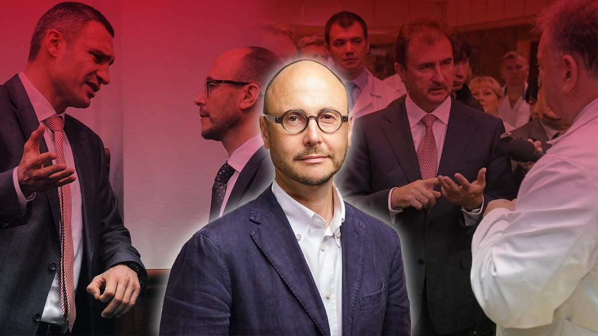 Сергій Гусовський – кандидат в мери Києва 2020