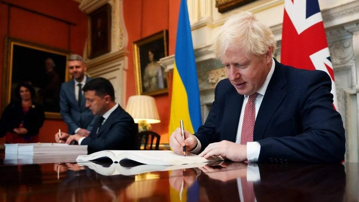 Зеленский Джонсон - о чем договорились - Новости Украины - 24 Канал