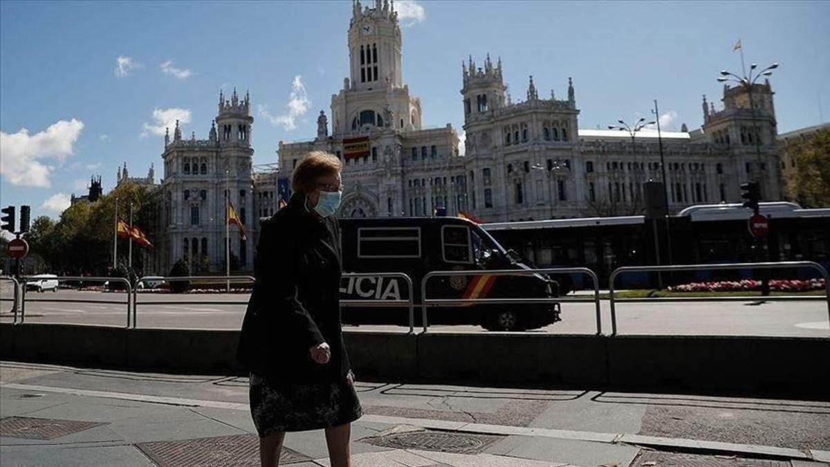 В Мадриде хотят ввести чрезвычайное положение из-за COVID-19