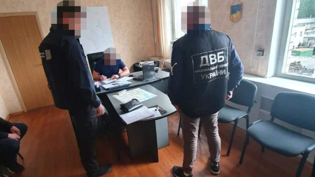 Николаевских копов подозревают в пытках мужчины в отделении полиции